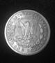 Morgan Dollar Flipper Coin