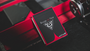 Wolfram V2 Rouge et Noir Playing Cards - Limited Edition