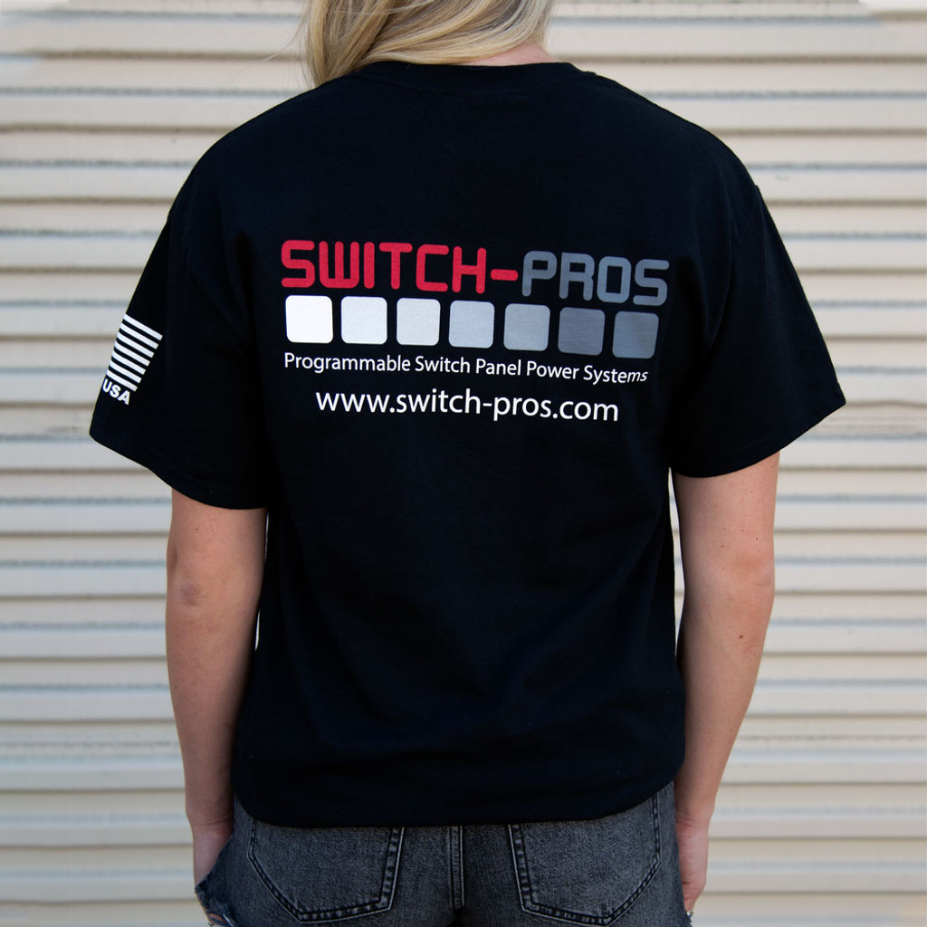 Switch Pros T-shirt Apparel