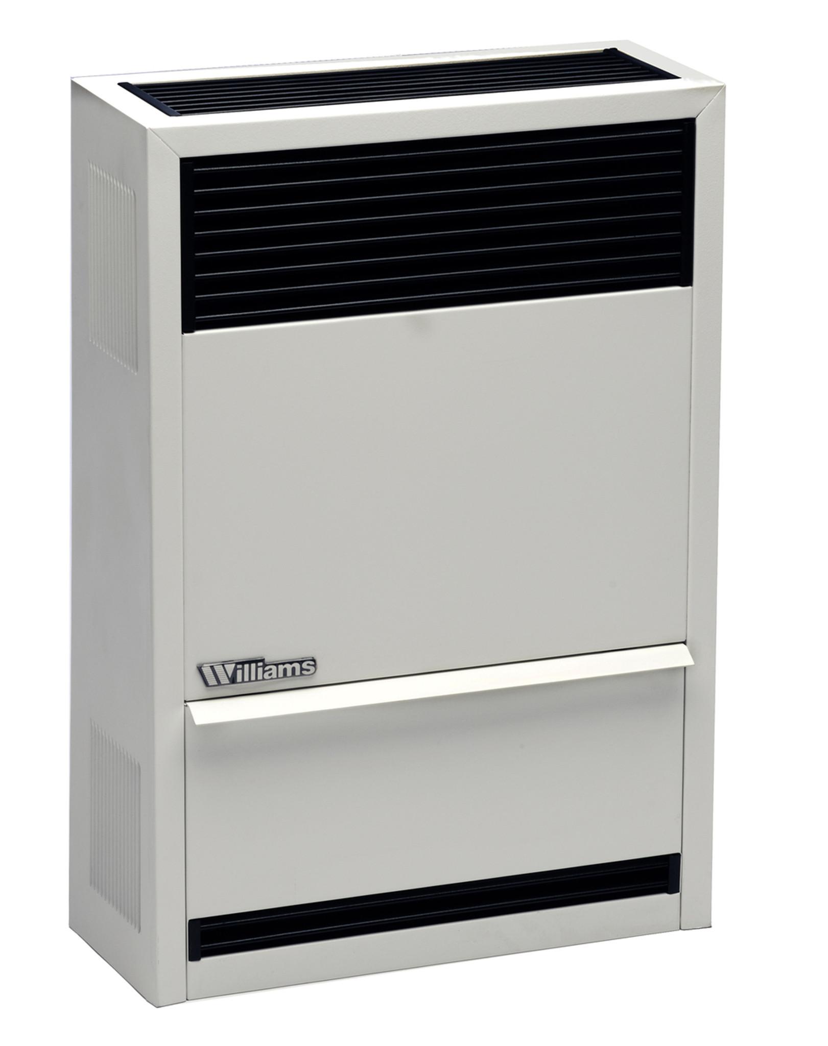 Williams Furnace Company 4309 Face Panel