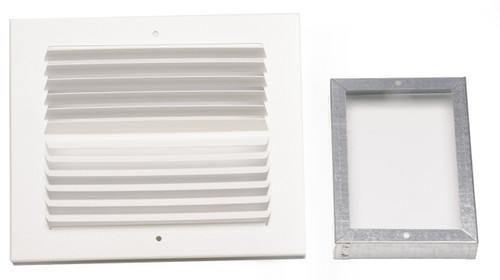 Williams Furnace Company 6702 Side Casing Grille for Top-Vent and Direct-Vent Furnace