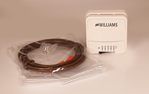Williams Furnace Company 8967 Standard Thermostat with Wire