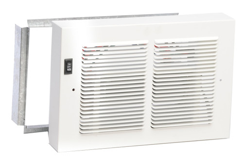 Williams Furnace Company 6919  Motorized Rear Outlet Register for Recessed Installation
