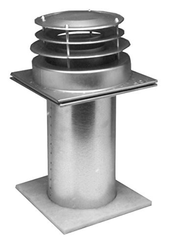 Williams Furnace Company 9809 Vent Cap and Tubes for Direct Vent Furnaces