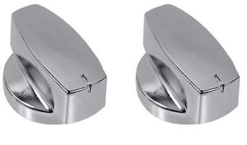 2 X Compatible Belling Main Oven Cooker Knob 083337409