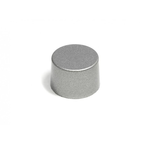 Lamona Gas Hob Silver Spark Ignition Button Hob Switch Knob