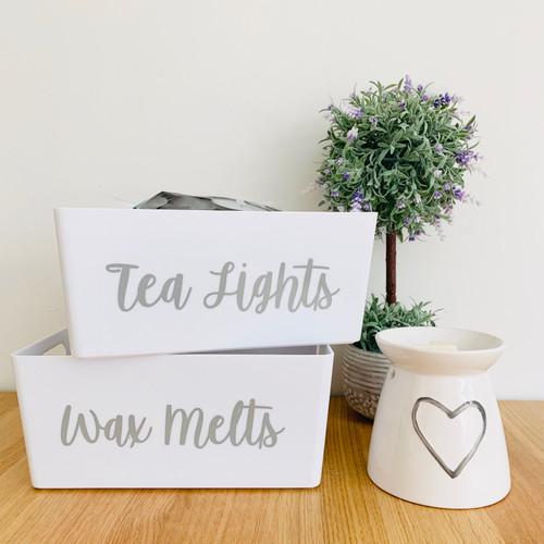 Personalised Medium Storage Box