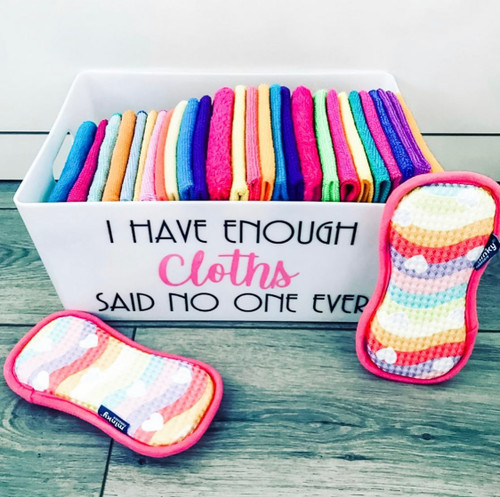 Quote - I have Enough CLOTHS Said No One Ever