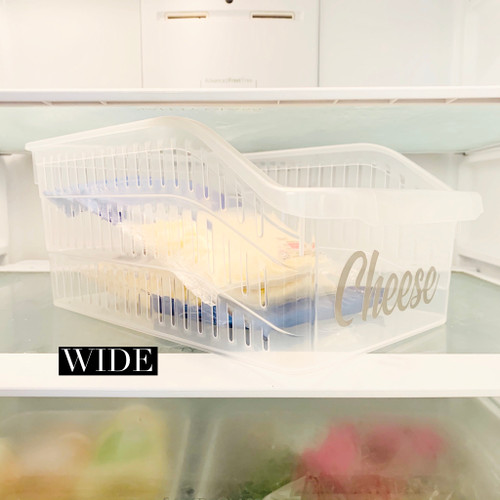 Wide - Fridge Storage Tray