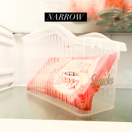 Narrow - Fridge Storage Tray
