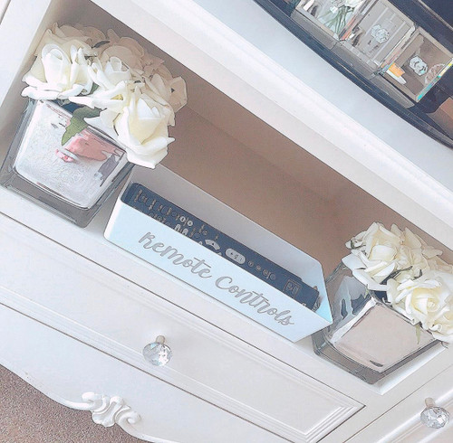 Personalised Narrow Storage Box