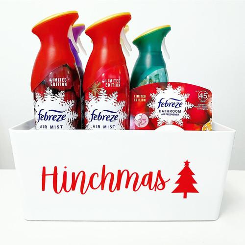 HINCHMAS Christmas Basket