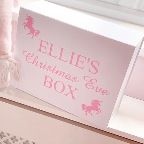 Personalised Christmas Eve Box - 3 Designs