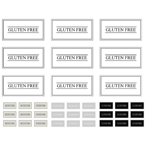 Minimal Gluten Free Bundle