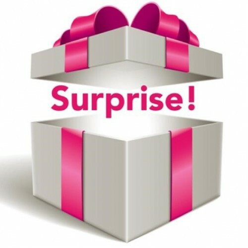 Mystery Surprise Box £10 Worth Over £20
