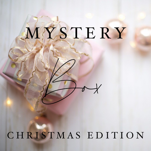 MYSTERY BOX CHRISTMAS EDITION (CONTENTS WORTH AT LEAST DOUBLE)