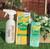 Gloss Labelled White Spray Bottle