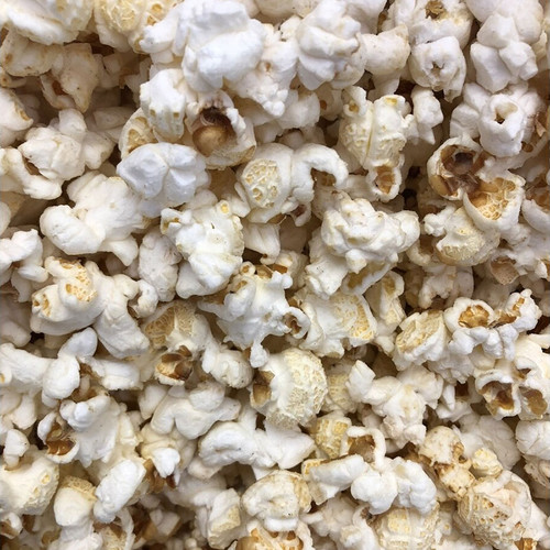 Lemon Pound Cake popcorn