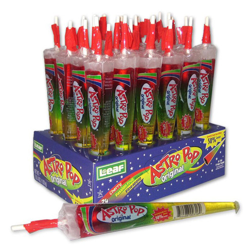Astro Pop candy