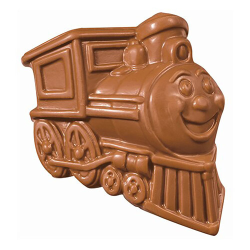 Milk Chocolate Train