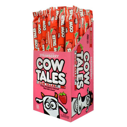 Cow Tales - Strawberry