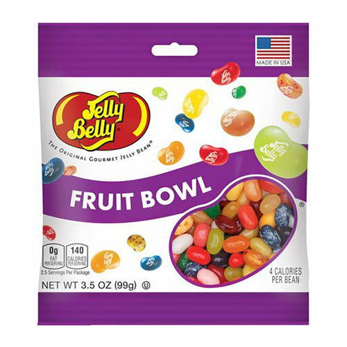 Jelly Belly Fruit Bowl