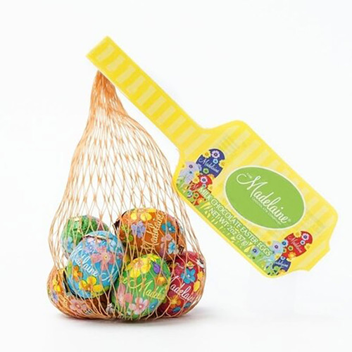 Milk Chocolate Eggs - Mesh Bag