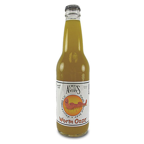 Avery's Worm Ooze soda