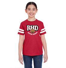 Otter Ohana Youth Football Jersey