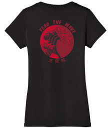"""Breakers """"Fear the Wave"""" Ladies V-neck"""