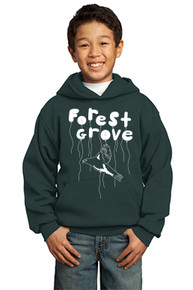 Student Designed Forest Grove Hoodie