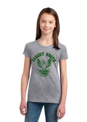 Forest Grove Girl's Cut T-shirt