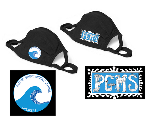 PGMS Custom Masks - Limited Time Only!