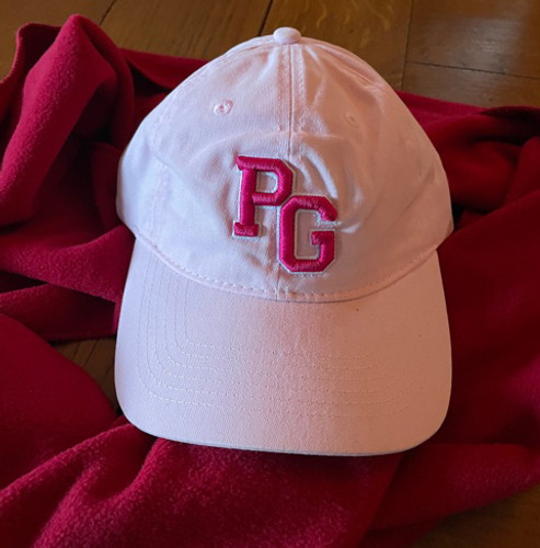 """PG"" Adjustable Ladies Hat"