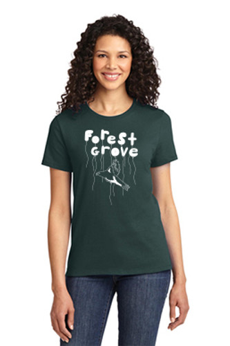 Student Designed Ladies Shirt
