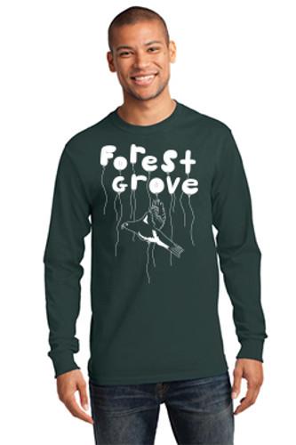 Student  Designed Long Sleeve T-shirt