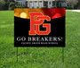 """PGHS Creative"" Yard Sign"