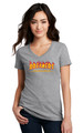 Breakers Flame Ladies V-neck