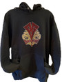 """PG"" Rhinestone Hooded Sweatshirt"