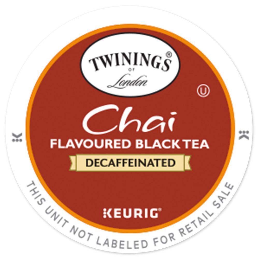 DECAF CHAI TEA K-CUPS-24 COUNT