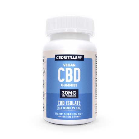 CBDistillery 20% Off CBD Gummies Coupon