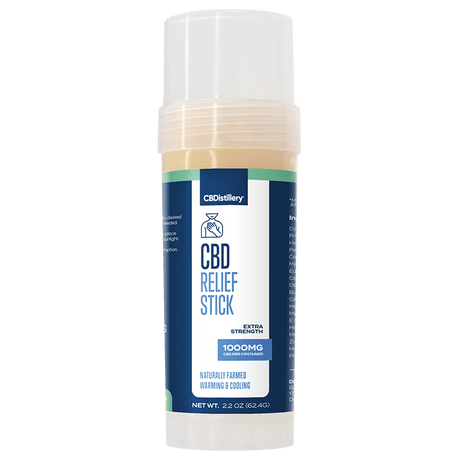 CBD Topical Relief Stick 1000mg