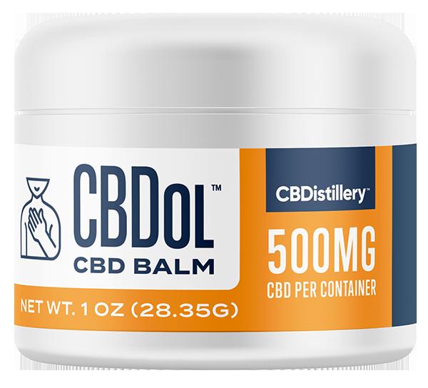 CBDol topical CBD salve