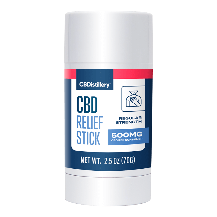 CBD Relief Stick 500mg