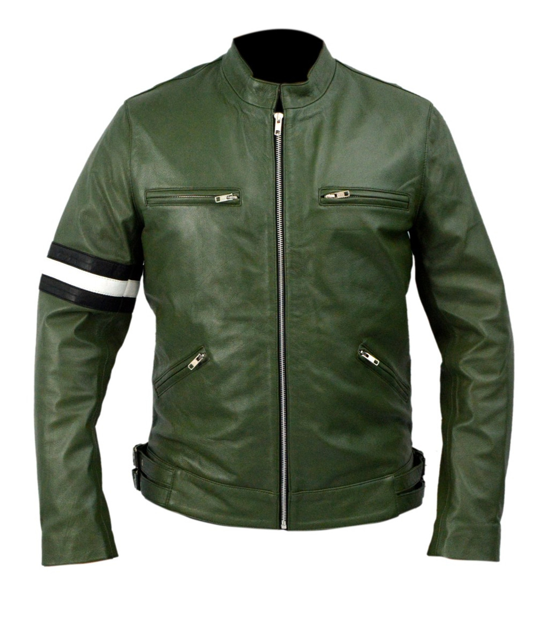 39d22933a Spazeup Dirk Detective Green Gently Agency Jacket