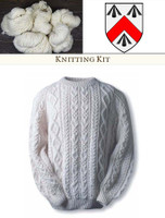 Walsh Knitting Kit