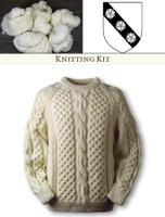 Carey Knitting Kit