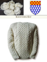 Fleming Knitting Kit