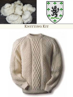 Gallagher Knitting Kit