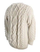 White Clan Sweater